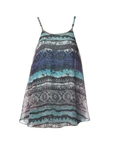 SASS | Leah Tribal Dress in Blue - Women - Style36  #RihannaStyle36 Tribal Dress, Playing Dress Up, Rihanna, Tie Dye Skirt, Summer Dresses, Womens Fashion, Skirts, Blue, Style