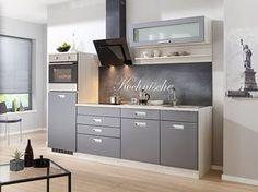 Küchenzeile leerblock ~ Wiho küchen küchenzeile valencia« mit elektrogeräten set