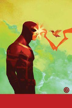 Uncanny X-Men #27 - Cyclops by Chris Bachalo *