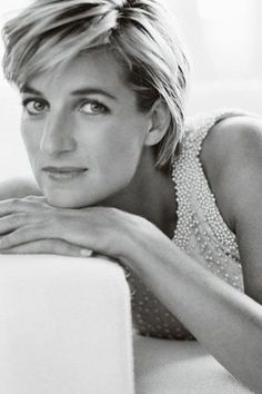 Princess Diana, 1997 Taken five months before her death by Mario Testino.