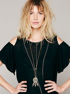 Free People We The Free You So Fancy Tee, $68.00