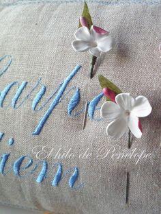 El taller del hilo de Penélope: Alfileres de novia