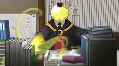 Anime - Assassination Classroom