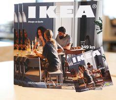 Želiš li biti zvijezda na naslovnici novog IKEA Kataloga? Nema problema, svi IKEA FAMILY članovi mogu se fotografirati za svoju verziju naslovnice prilikom posjeta robnoj kući od 12:00 do 20:00 sati od ponedjejka do petka, od 10:00 do 20:00 sati subotom, i od 10:00 do 18:00 sati nedjeljom, i tako stvoriti nezaboravne uspomene. :) www.IKEA.hr/dogadaji