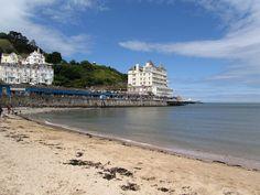 UK - Wales - Llandudno - Beach by JulesFoto, via Flickr