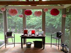Sweet Southern Summertime Soirée: Dessert Reception & Cool Summer Refreshments