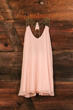 chained tunic top, flowey pink chiffon v neck loose top. Long tunic.