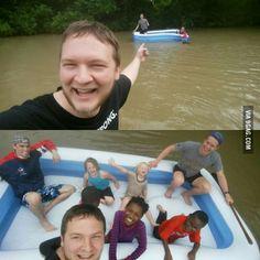 b1063499e75d1edd1c8b99d814aea71d rowing houston texas texas flood meme life's a laugh! pinterest texas flood, meme,Houston Flood Meme