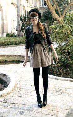 Otoño/Invierno #Fall #Outfit #hipster                                                     -alejandra castrejon-