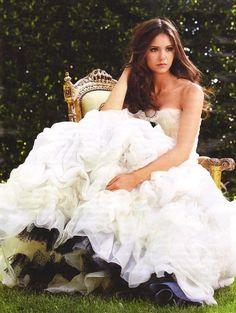 Nina Dobrev. love this of her!!