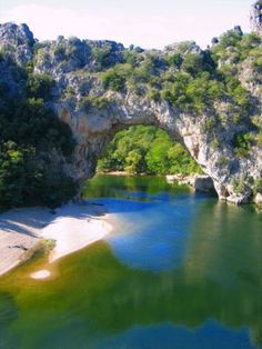 ardeche, looking forward to explore with my family...