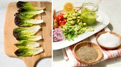 Cutting out bread can be difficult but there's an easy way to replace it in your sandwiches. Amelia Freer's healthy but tasty lettuce wraps.