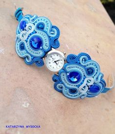 Atlantique soutache watch - galeriamagia.blogspot.com