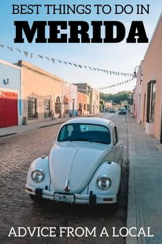 Planning a trip to Merida, Mexico? Check out these travel tips from a local, so that you can experience the city without standing out like a tourist when you visit! #mexico #merida #travellikealocal