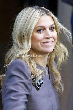 Aankomst voor de uitreiking van de Prins Claus Prijs 2012.