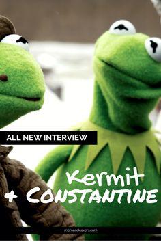 Fun Kermit & Constantine Exclusive Interview