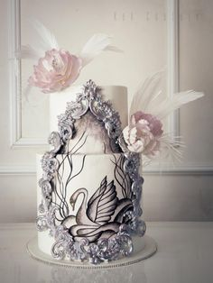 Wedding cake - Cake by Kek Couture