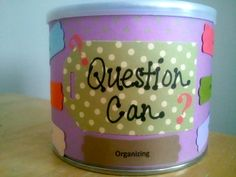 Question Can with Marzano-inspired questions