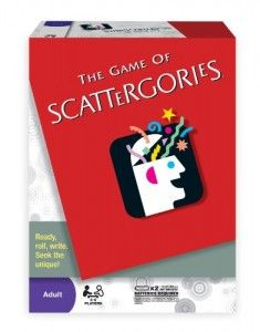 Scattergories-for expressive language