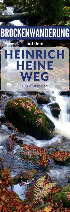 Brockenwanderung auf dem Heinrich-Heine-Weg im Harz