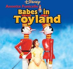 Stocking Stuffers: Disney's BABES IN TOYLAND with Annette Funicello -GIVEAWAY-