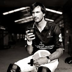 We love the excitement of a good polo match, but having a dashing gentleman riding the horse just takes the game to new heights. And for whatever reason, most of the distractingly attractive ones come from Argentina — which is making some of Adolfo Cambiaso, Polo Horse, Polo Match, Sport Of Kings, Hot Flashes, Riding Gear, Man Crush, Character Inspiration, Equestrian