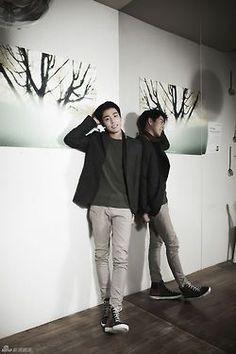 *Lee Hyun Woo | 이현우 --- Sina Interview