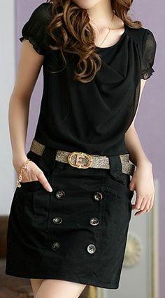 musta mekko | Naisten vaatteet netistä - Vaatekauppa Heidi Elise - Vaatteet, juhlamekot, mekot, takit, paidat, neuleet