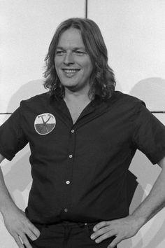 David Gilmour,LA 1980 © Neal Preston