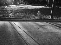 Fall Hydrant
