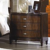 Found it at Wayfair - Abramo 3 Drawer Nightstand