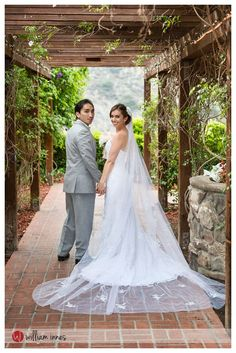 Another beautiful bride and groom, Natalie and Apollo.  www.innesphotography.com http://williaminnes.com/blog #bestdayever #castaways #teamwilliam #happilyeverafter #feelgood #followme