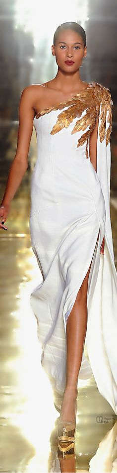 Georges Chakra Haute Couture - closeup More