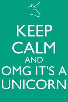 Apple Iphone Custom Case 4 Plastic Snap on - Keep Calm and OMG It's a Unicorn I Am A Unicorn, Unicorn And Glitter, Unicorn Art, Magical Unicorn, Rainbow Unicorn, Unicorn Quotes, Unicorn Images, Unicorn Pictures, Unicorns And Mermaids