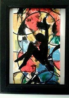 QUADRO DIPINTO investire arte ASTRATTO OLIO COZZANI N FINZI AMADIO ARTE SCONTO -60% base asta  | Arte e antiquariato, Quadri, Dipinti ad olio | eBay!