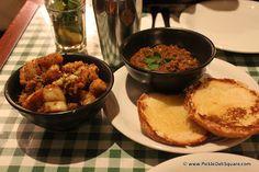London Eats: Dishoom | Pickle Deli Square