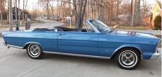 1965 Ford Galaxie..Re-pin Brought to you by agents at #HouseofInsurance in #EugeneOregon for #LowCostInsurance