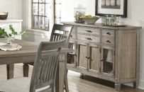 Brownstone Village Credenza by Legacy Classic