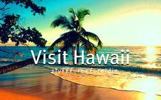 visit hawaii #bucketlist