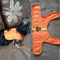 Купить Жилетки-шлейки для четвероногих друзей - жилетки, шлейки, одежда для собак на заказ, одежда для собак