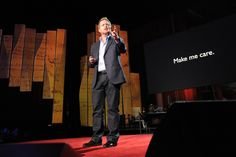 """Andrew Stanton at TED2012: """"Drama is anticipation mingled with uncertainty. --  Stories are inevitable if they're good but they're not predictable."""""""