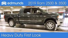 We get a first look at the 2019 Ram Heavy Duty 2500 and 3500 ahead of this year's Detroit Auto Show. Towing, engines, tech, and cab choices are all discussed. Detroit Auto Show, Lightning Strikes, Truck, Trucks