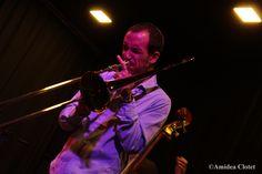 Daahoud Salim Quintet, live at CAMM JAZZ CLUB.  #jazz #music #life #amsterdam #trumpet #trombone #modern #concert