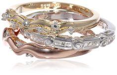 Tri-Color Sterling Silver Diamond Accent 3 Piece Stackable Ring, Size 7, http://www.amazon.com/dp/B00C2ME6LS/ref=cm_sw_r_pi_awdm_BoA0tb1JKVSN0