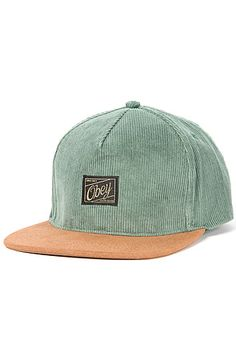 The Ralph Luxe Hat in Deep Forest, Obey
