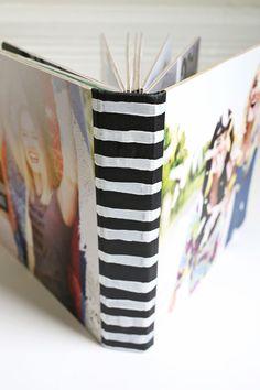 A fun gift idea! Sister photo book (click through for DIY details)