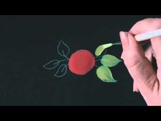 ▶ Learn to paint - www.paint-therapie.com - YouTube