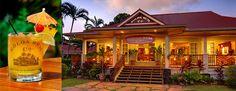 Kōloa Rum Company | kilohana kauai Can't wait to go back and get their amazingly ONO RUM CAKE!