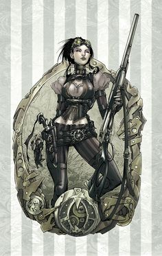 Lady mechanika | Lady Mechanika