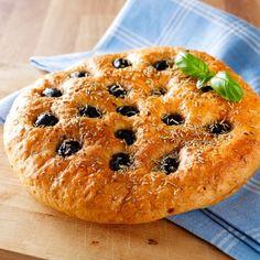 Focaccia 28 Quiche Lorraine, Cantaloupe, Pineapple, Cooking Recipes, Pine Apple, Chef Recipes, Recipies, Recipes